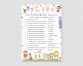 Nursery Rhyme Themed Baby...
