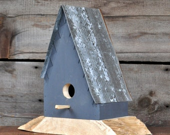 Unique Bird House Unique Birdhouses Outdoor Birdhouse Rustic Birdhouse Reclaimed Birdhouse Bird Houses Outdoor Birdhouses Rustic Home Decor