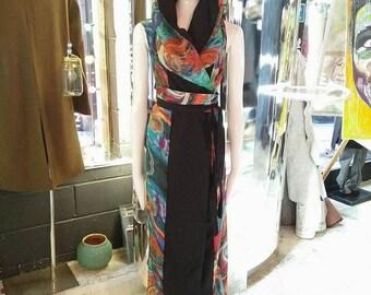 Disorder Silk Kimono dress