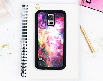Galaxy S5 Case Nebula Samsung Galaxy S4 Stars Galaxy Galactic Space Outer Space Galactic Colorful Stars Galaxy S3 Case Chritsmas Gift Idea