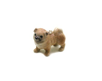 Chow Chow Dog Necklace, Charm Necklace, Chow Charm Jewelry, Dog Charm, Chow Chow Jewelry, Dog Jewelry, Dog Necklace, Chow Chow Necklace
