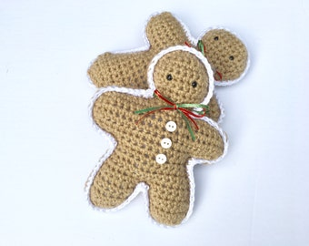 Crochet gingerbread Etsy