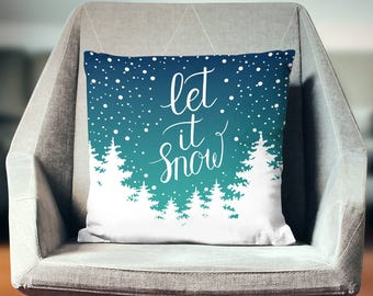 Winter Decorations | Winter Pillow | Winter Decor | Christmas Pillow Cover | Christmas Decorations | Christmas Decor |