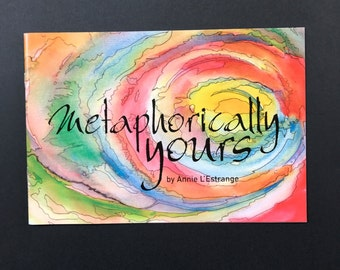 Metaphorically Yours, Artistic Storybook of Inner Stories and CD set