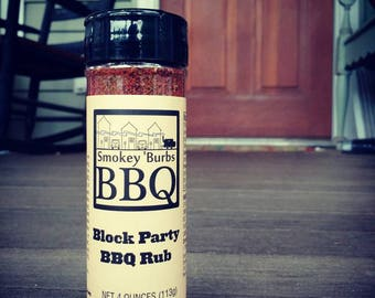 Block Party BBQ Rub