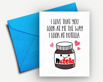 Funny valentines day cards for him