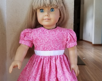 Easter Dress for 18 inch doll