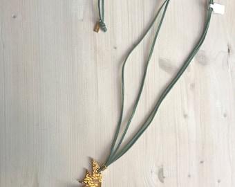 Fish (Rosanna DLR) necklace