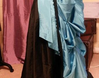 Customisable, Miss Susan Overskirt Bustle, Steampunk Bustle, Victorian Costume, Steampunk Skirt