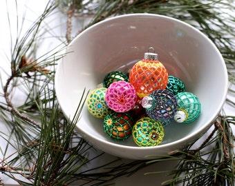 Custom ornaments - small