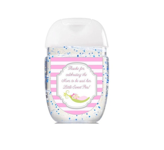Tags Works Pea And Sweet Favor Baby Shower Body Bath 7