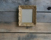 Vintage Gold Wooden Shabby Chic Picture Frame
