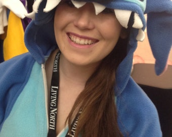 Stitch onesie - Adult Stitch  Kigurumi onesie - LILO and Stitch cosplay costume