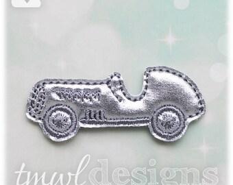 "Race Car Board Game Token Feltie Digital Design File - 1.75"""