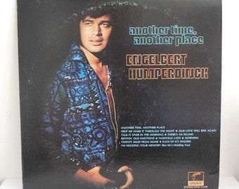 Englebert Humperdinck - Another Time, Another Place (1971) Vinyl Record LP Album