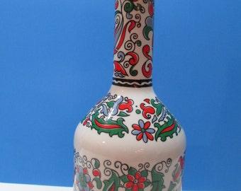 METAXA HANDMADE DECANTER, Metaxa Greek Decanter, Greek Designed Decanter, Greek Barware