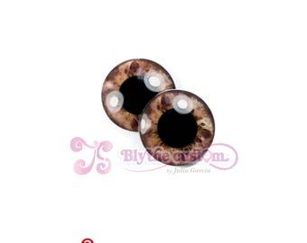 Blythe eye chips - BR034