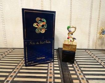 Niki de Saint Phalle 7ml. Perfume Vintage Rare