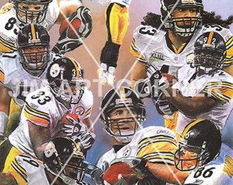 Steelers Super Bowl Team 2008(1)