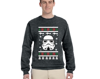 Star Wars Ugly Christmas Sweater Party I Find Your Lack Of