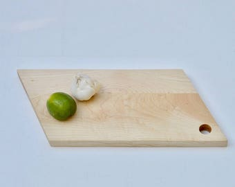 Angled Maple Cheese Board