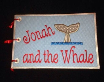 In Hoop Jonah and the Whale Book