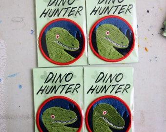 Dino Hunter Badge