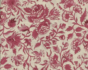 Rouenneries Deux by French General for Moda 13602-15 Priced and sold in continuous half yard increments