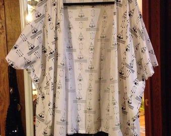 Teepee Kimono - XL