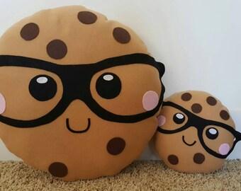 Nerdy cookie plush