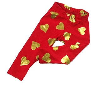 Valentines Leggings