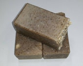 Beer Oat and Honey Soap by Lather Up Naturally, Exfoliating, All Natural, Handmade, Handcrafted, Moisturizing, Scented, Cold Process