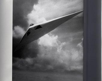Canvas 24x36; A-12 Avenger Ii