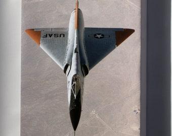 Canvas 24x36; F-106 Delta Dart P3
