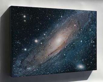 Canvas 16x24; Andromeda Galaxy By Nexstar Nasa