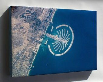 Canvas 16x24; Palm Jumeirah Dubai