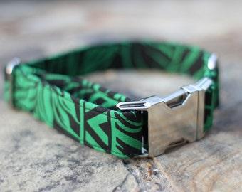 Hawaiian Collar | Pet Collar | Male Dog Collar | Large Dog Collar | Small Dog Collar | Gift for Pet Lover | Gift for Dog Lovers | Dog Collar
