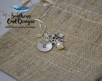 Personalized Stamped  Nurse Necklace - hand stamped nurse necklace - nurse necklace - nurse gift - nurse jewelry - nurse graduation gift