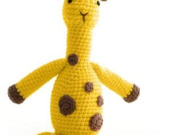 Amigurumi Georgia the Giraffe
