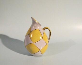 1950's West German ceramic vase - form 367 (12,5 cm) - WGP #044