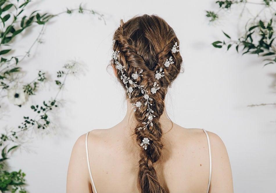 Scarlett Hair Vine