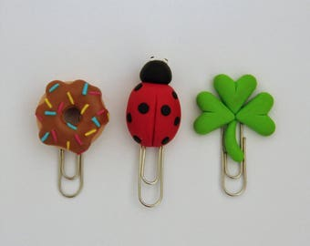 Spring Paperclip Collection