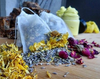 Herbal Tea Bath