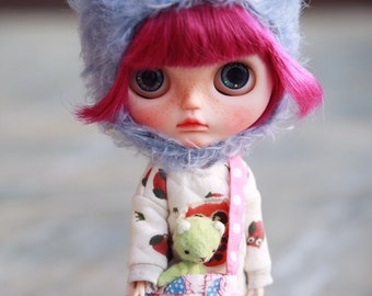 Custom Blythe Dolls For Sale by Betty - OOAK Custom Blythe Doll free shipping