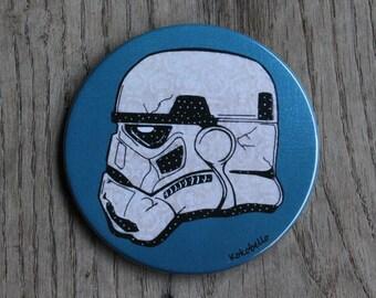 Stormtrooper's coaster