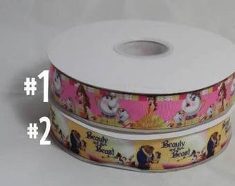 "1"" Beauty Grosgrain Ribbon"