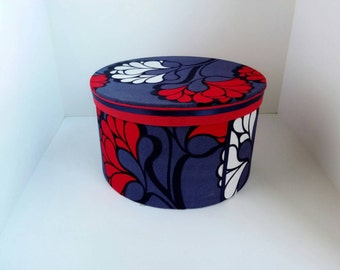 The floral box