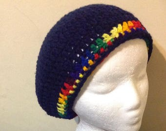 Children slouchy , Tam, Rasta hat