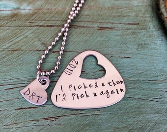 """Shop """"guitar picks"""" in Jewelry Sets"""