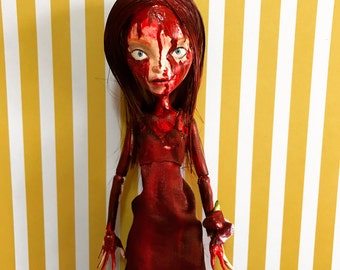 Carrie -Stephen King Doppleganger Doll